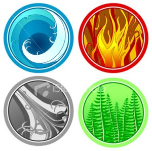 the_four_elements